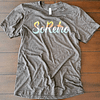 SoRetro Striped Vintage-Style T-Shirt