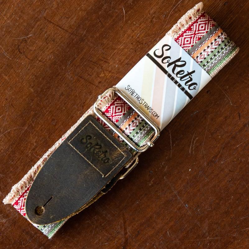 Boho Bay - Guitar Strap