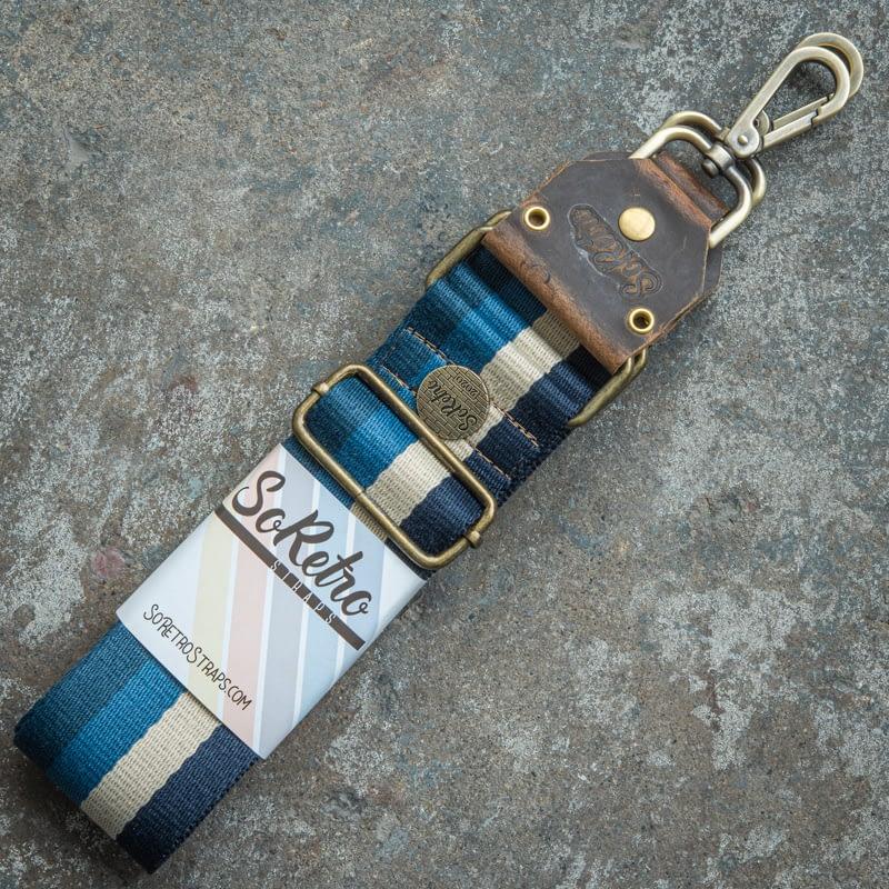 Stamford Stripes - Bag or Camera Strap