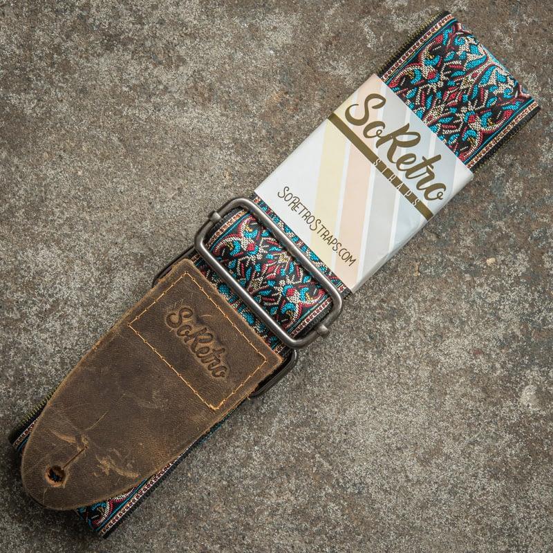 Gasparilla Island - Guitar Strap
