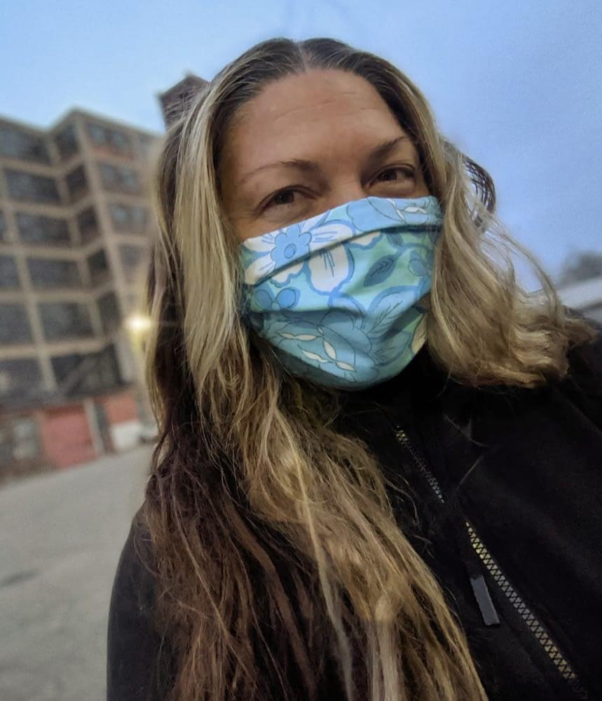 SoRetro Non-Medical Face Mask