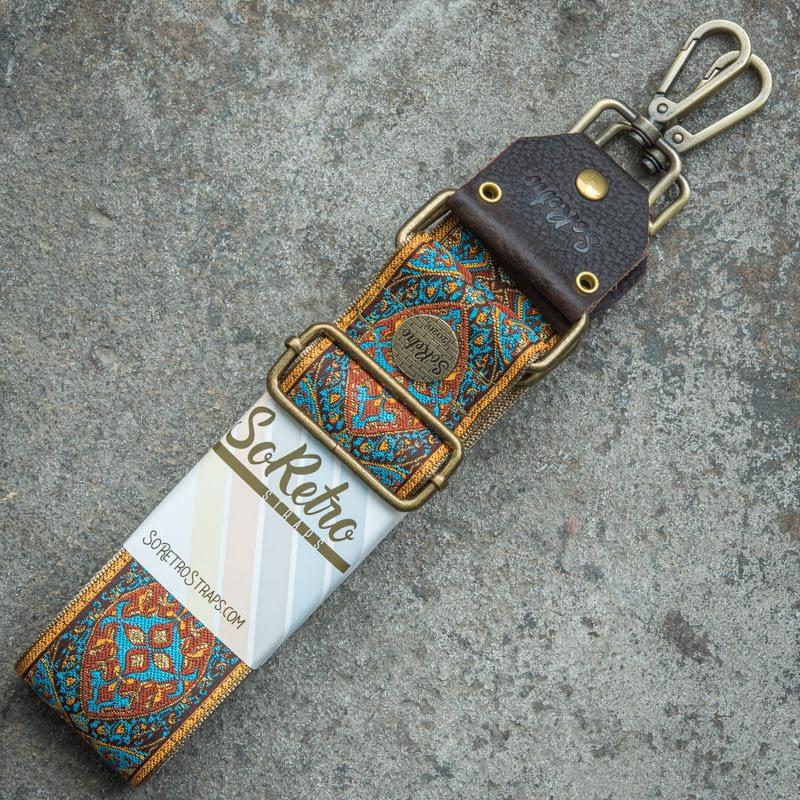 Crimson Canyon - Bag or Camera Strap