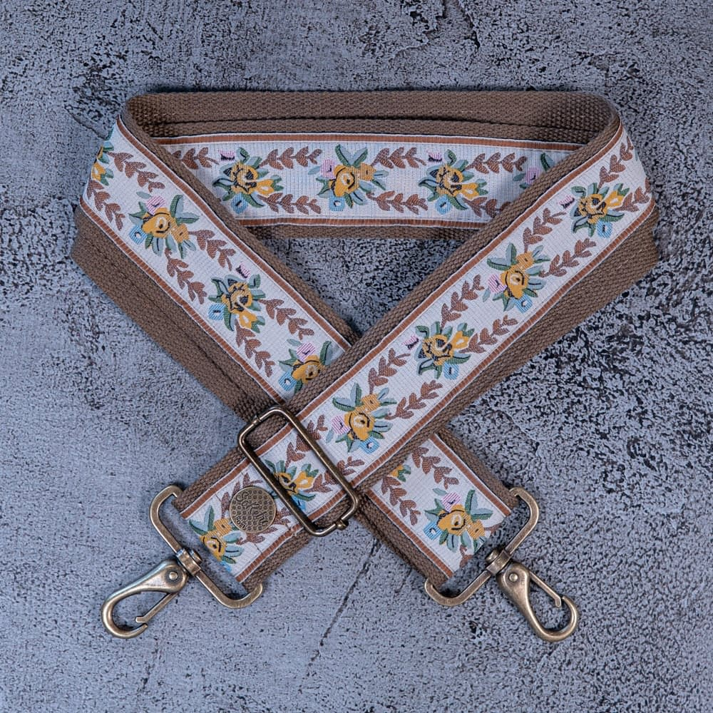 Marygrove - Leather Free Bag or Camera Strap