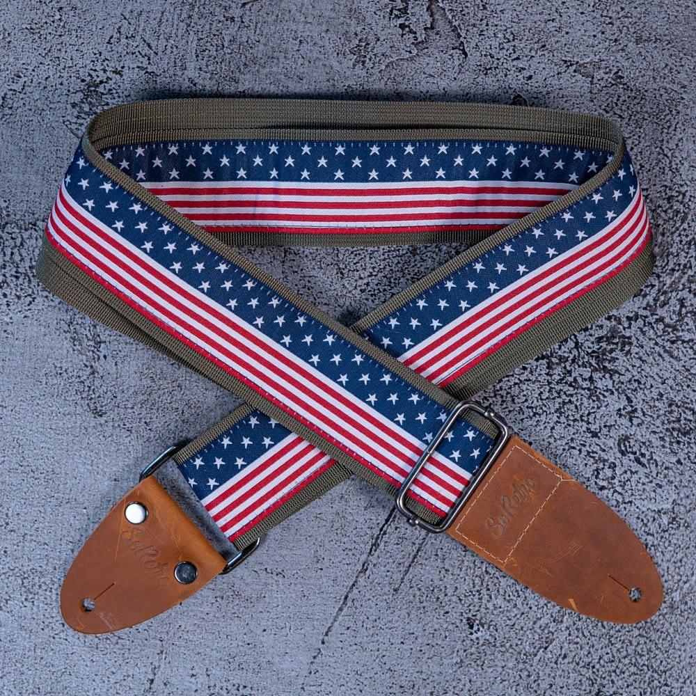 America - Guitar Strap