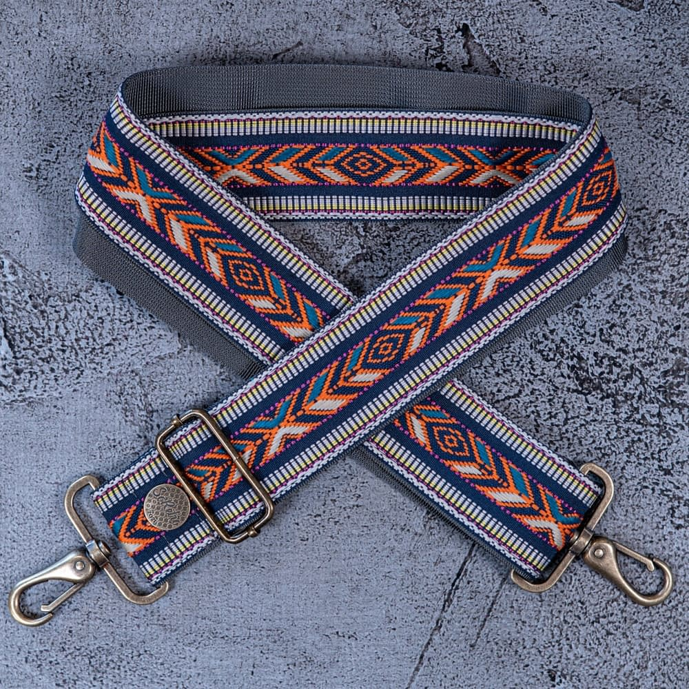 Adobe Ranch - Leather Free Bag or Camera Strap