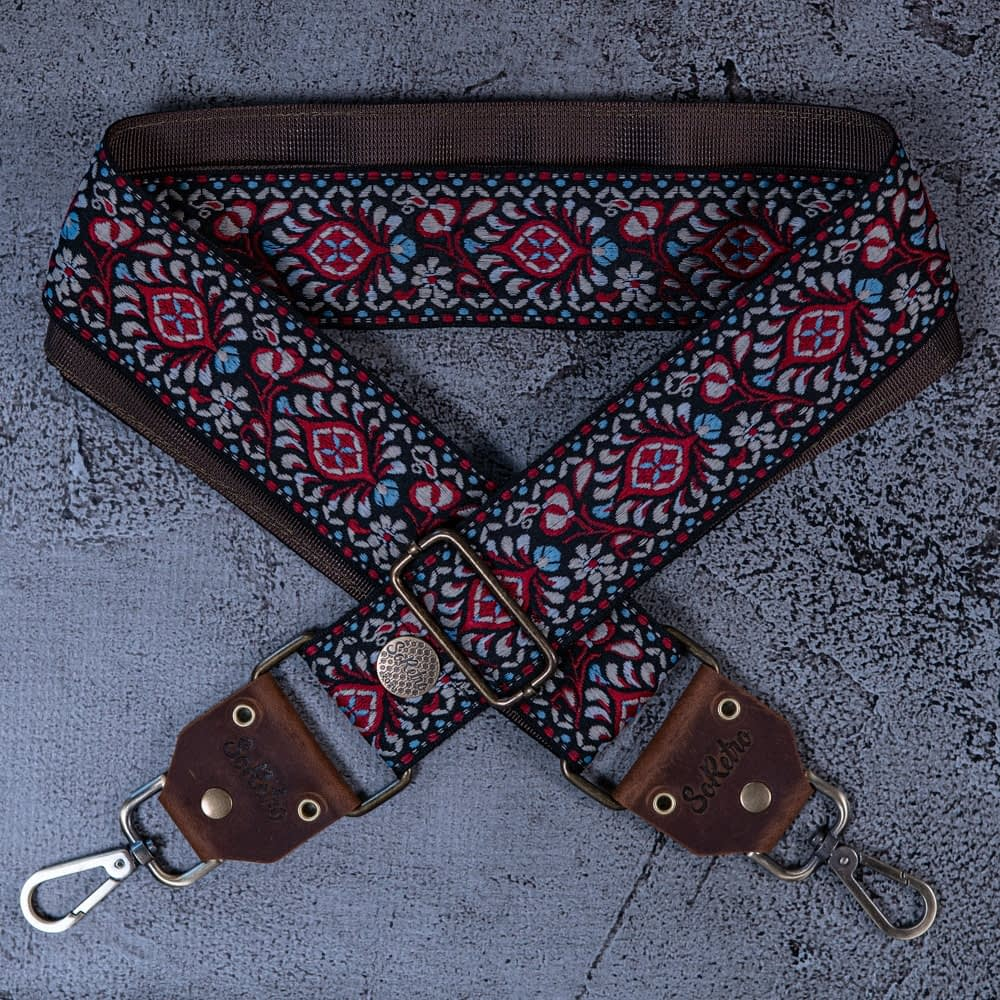 Great River Bluffs - Bag and Camera Strap